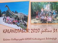 Kalandtábor 2020
